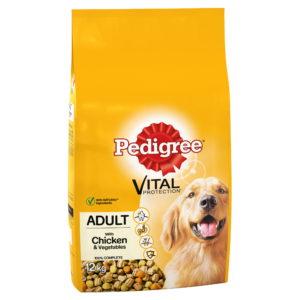 Pedigree Vital Adult Dog Food Chicken