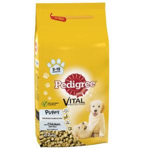Pedigree Vital Protection Puppy Medium Chicken & Rice 2.2kg