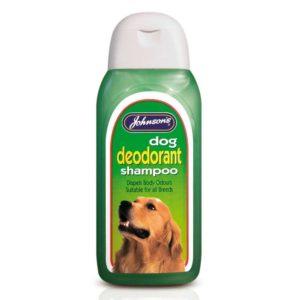Johnson's Dog Deodorant Shampoo 125ml