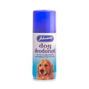 Johnsons Dog Deodorant Spray