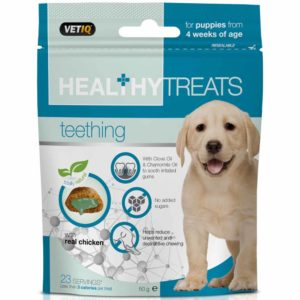 Teething Treats For Puppies