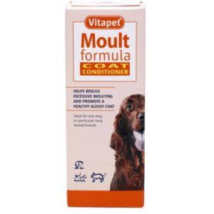 Vitapet Moult Coat Conditioner
