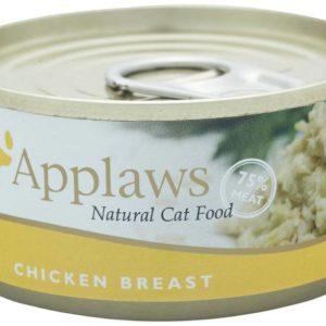 applaws chicken breast cat food