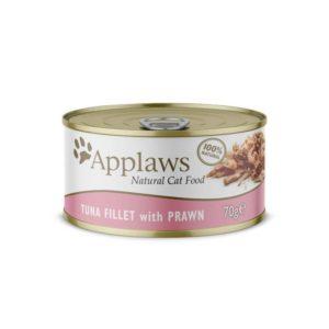 applaws tuna and prawn 70g