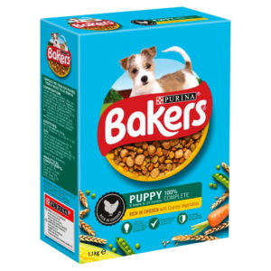 Bakers Complete Chicken & Vegetable Puppy 1.1kg