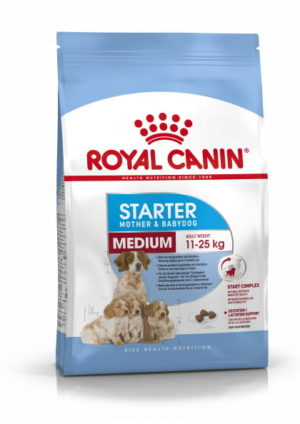 Royal Canin Medium Starter – Mother & Babydog