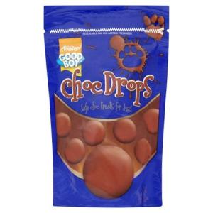 good boy chocolate drops pouch