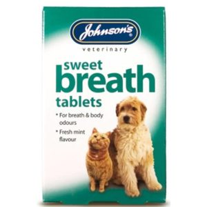johnsons sweet breath tablets
