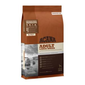 Acana large breed dog food