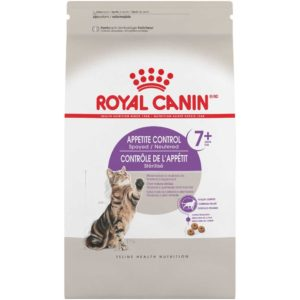 Royal Canin Sterilised Appetite Control 7+ Dry Cat Food