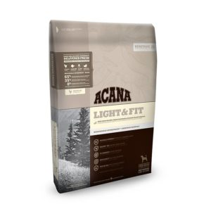 acana light and fit dry dog food