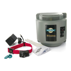 Wireless Pet Containment Systems from Petsafe