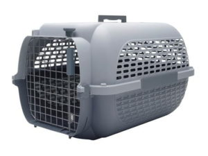 Voyageur Light Grey/Charcoal Pet Carrier