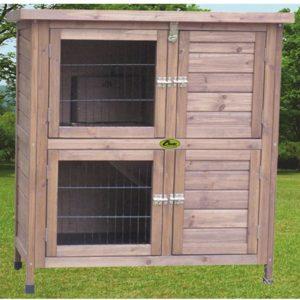 cheeko wooden smart 2 storey hutch