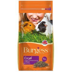 Burgess Excel Guinea Pig Oregano 2kg