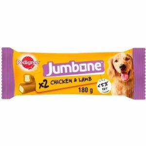 pedigree jumbone dog treat