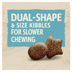 dual sized kibbles