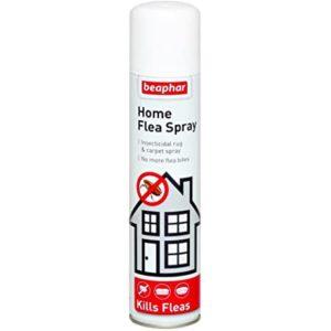 beaphar home and flea spray