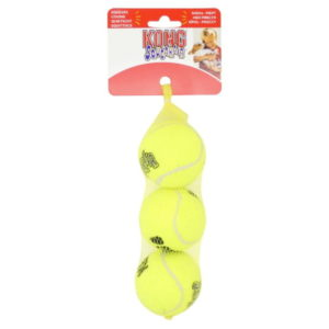 kong 3pk squeaker balls for dogs