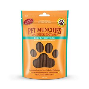 pet munchies beef and liver sticks