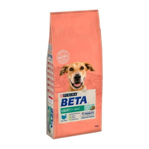 Beta Light Dog Food With Turkey