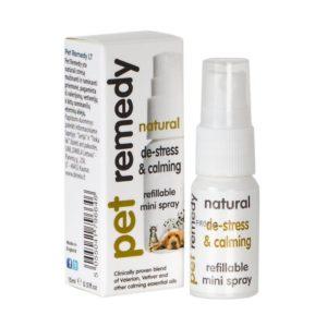 Pet Remedy Mini Calming Spray 15ml.
