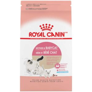 Royal Canin Baby Cat & mother 34 Dry Mix