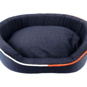 Tommy Dog bed Blue