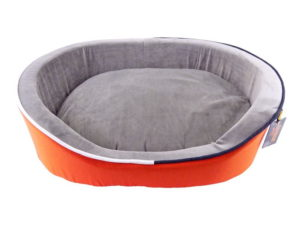 Tommy Dog Red Pet Bed