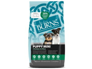 Burns Puppy Mini – Chicken and Rice 2kg