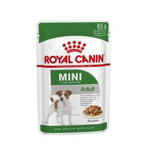 Royal Canin Pouch Mini Adult 12pk