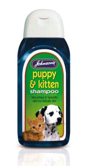 Johnson's Puppy & Kitten Shampoo 200ml