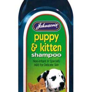Johnson's Puppy & Kitten Shampoo 125ml