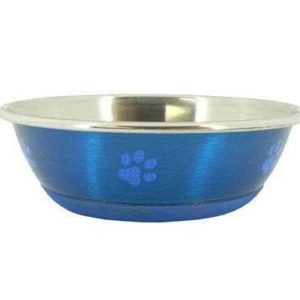 Super Fusion Blue Fashion Dog Bowl 350ml