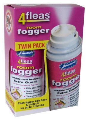 4 fleas fogger