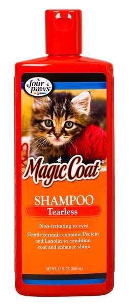 magic coat shampoo