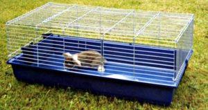 Rabbit Home For Indoor & Outdoor – 100cm