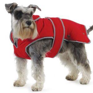 Stormguard Dog Coat Red
