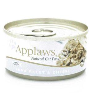 Applaws Tuna & Cheese tinned cat food 156g Petworld Ireland