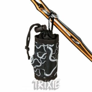 Trixie Pick-Up Dispenser With Forty Bags Medium Black