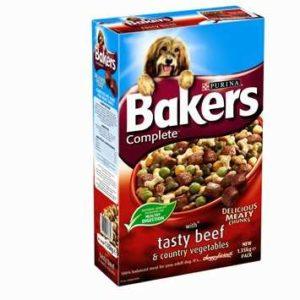 Bakers Beef & Vegetable dog food Petworld Ireland