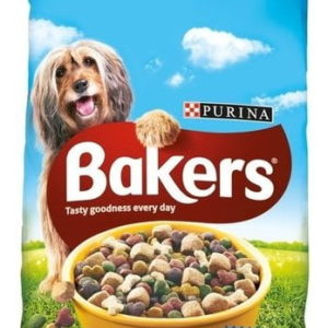 Bakers Adult Dog Food Chicken and Veg, 12 kg