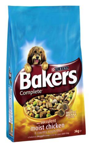 Bakers Chicken & Veg 2.7KG
