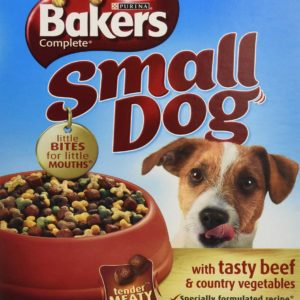 Bakers Complete Beef & Vegetable Small Dog Petworld Ireland