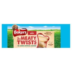 bakers meaty twists