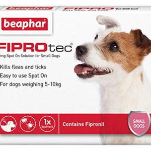 Beaphar FIPROtec Pipette For Small Dog