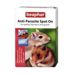 Anti-Parasite Spot On Hamsters and Gerbils petworld ireland