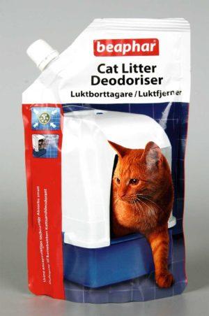 beaphar cat litter deodoriser petworld ireland 1