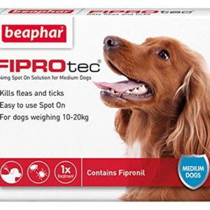 Beaphar FIPROtec Pipette For Medium Dog