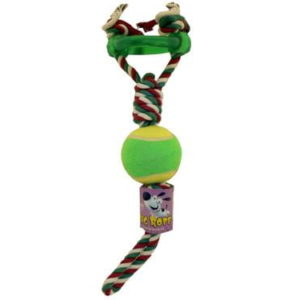 large rope toy for dogs